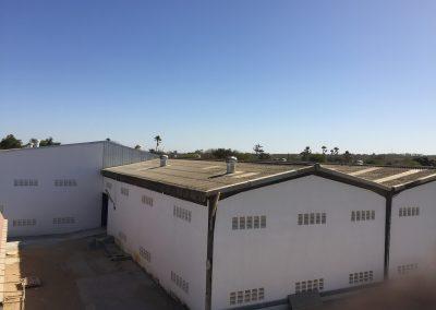 Fábrica de pinturas en Senegal